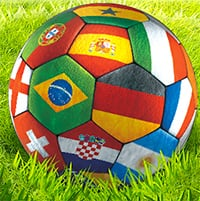 World Cup Keep Up Game