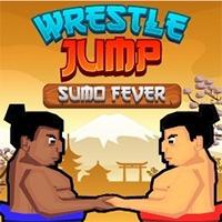 Wrestle Jump: Sumo Fever Jogo