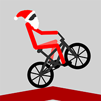 Xmas Wheelie Game