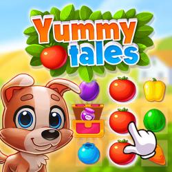 Yummy Tales Jogo