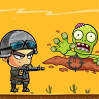 Zombie Shooter Game